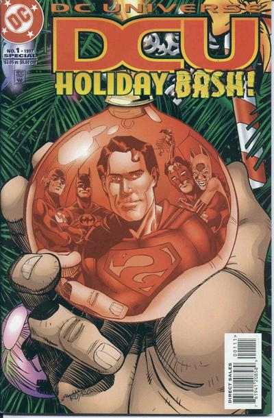 DCU Holiday Bash 1997