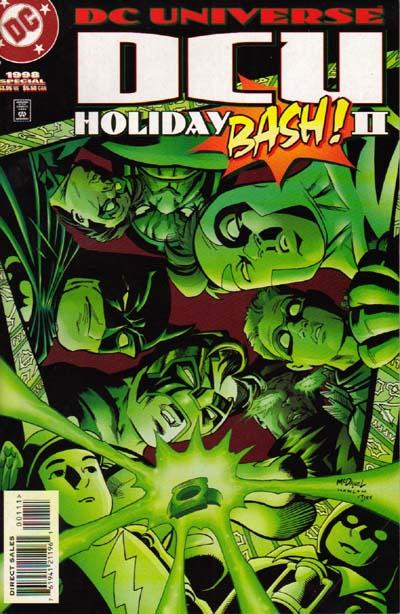 DCU Holiday Bash II 1998