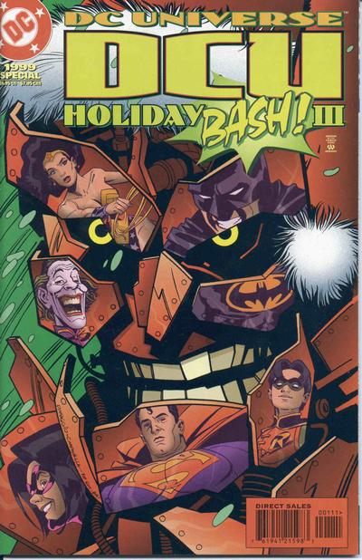 DCU Holiday Bash III 1999