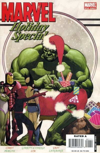 Marvel Holiday Special 2006