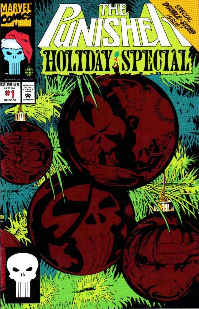 Punisher Holiday Special 1992